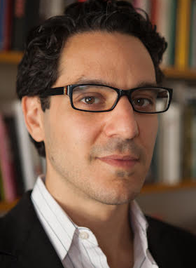 photo of Noam Elcott