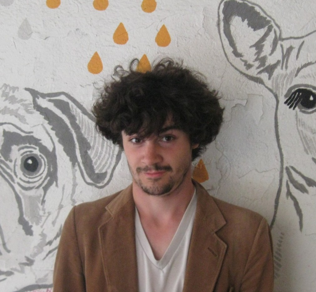 photo of Xan Holt